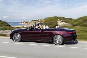 Mercedes Classe E Cabriolet 2017 : 2017 mercedes benz w213 e class convertible topless is the new sexy ~ Medecine-chirurgie-esthetiques.com Avis de Voitures