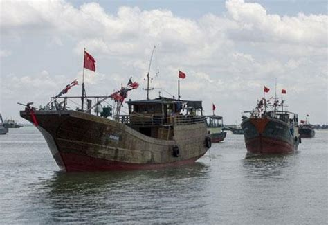 On A Boat To China by Fishing Ship Missing In East China Sea Maritime