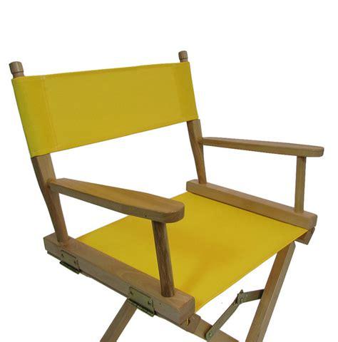 chair vinyl mesh directors chair replacement