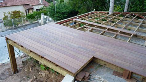 cr 233 ation de terrasse en bois var vente de bois et