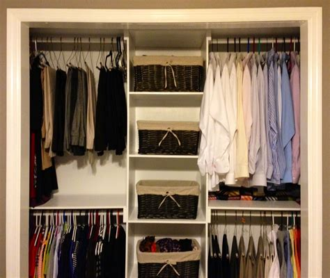 ana white simple closet organizer diy projects