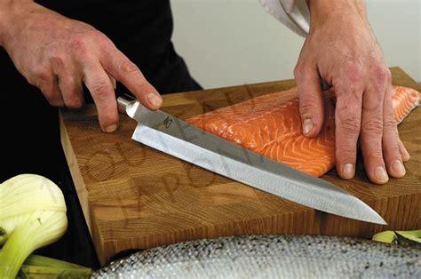 couteau de cuisine professionnel japonais couteau japonais shun pro yanagiba professionnel cuisine vg0270y vg0270yws