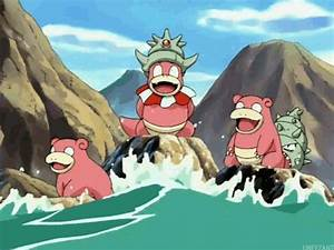 Pokemon No. 29, Slowpoke – Triforce Power
