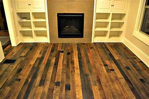 the pros and cons of reclaimed wood building moxie With barnwood hardwood floors