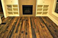 reclaimed wood floor The Pros and Cons of Reclaimed Wood :: Building Moxie