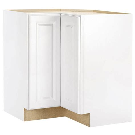 lazy susan for kitchen corner cabinet hton bay 28 375x34 5x16 5 in lazy susan corner base