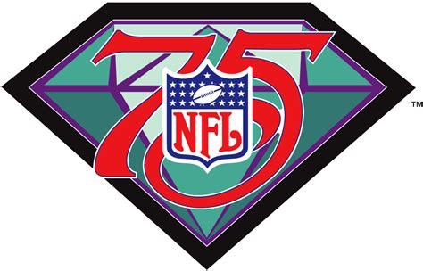 national football league anniversary logo national