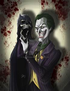 Fan Art: The Joker by headthorn on DeviantArt