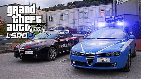 Le Forze Dell'ordine! (polizia