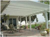 deck shade ideas Patio with shade covering Pictures -02 | HomeExteriorInterior.com
