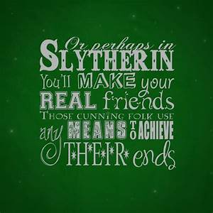 88 best Slytherin, For The Win images on Pinterest ...
