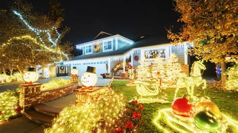 roseville christmas lights rocklin roseville lights the best places to see them