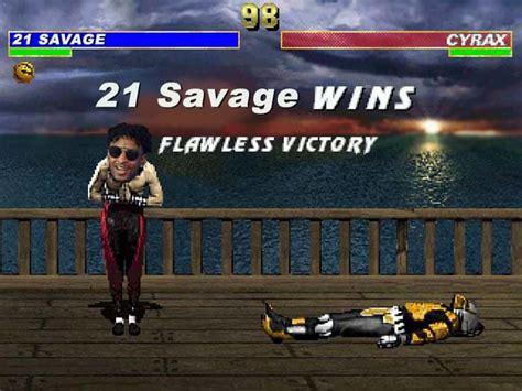 savage drops immortal  mortal kombat trailer