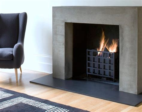 bespoke contemporary fireplaces custom  fireplaces