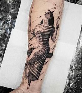 Tatouage Homme Original : tatouage homme bras et avant bras en 50 propositions flambant neuves ~ Melissatoandfro.com Idées de Décoration