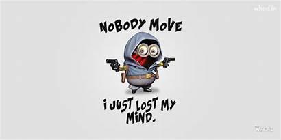 Mind Lost Minions Move Nobody Say Whoa