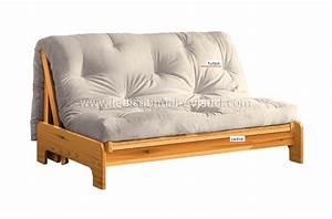 Canapé Banquette Ikea : banquette lit futon ikea ~ Premium-room.com Idées de Décoration
