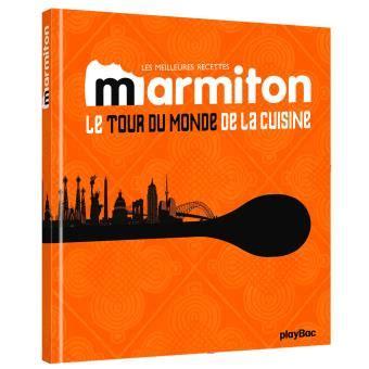 livre de cuisine marmiton les meilleures recettes marmiton cartonné collectif