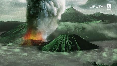 sejarah letusan gunung bromo news liputancom