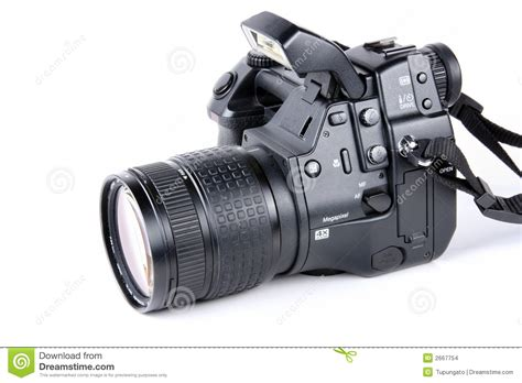 Professional Digital Camera Stock Images  Image 2667754