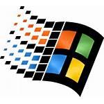Windows 90s Microsoft Icon Nt Logos 95
