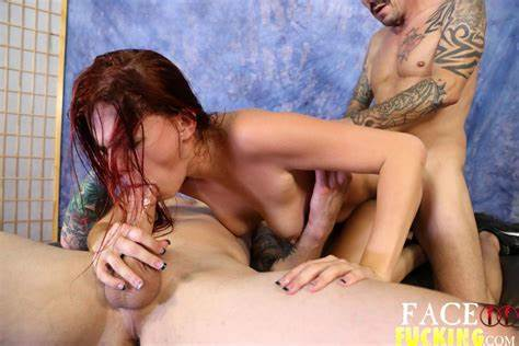 Min Ginger Young Adelle Taking Cunt Gets And Facia