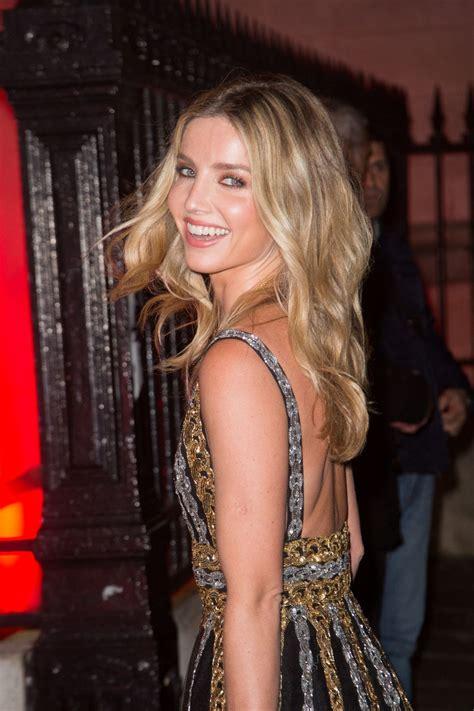 Annabelle Wallis Leaves Clash Cartier Launch Photocall