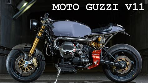 Moto Guzzi V1 1 by Moto Guzzi V11 Cafe Racer