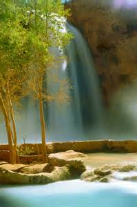 Grand Canyon Havasu Falls Arizona USA