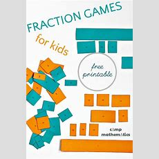 Fractions Don't Have To Be Stressful  Stem & Literacy  Mathématiques, Fractions, Bricolage Enfant