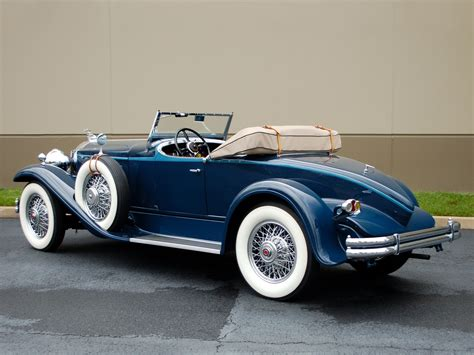 1930 Packard 734 - Information and photos - MOMENTcar