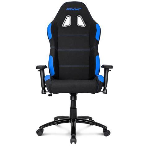 siege chronopost akracing gaming chair bleu siège pc akracing sur ldlc com