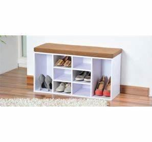 Ikea Meuble D Entrée : meuble chaussures d 39 int rieur banc avec coussin pour l 39 entr e lf 0715 pinterest ~ Teatrodelosmanantiales.com Idées de Décoration