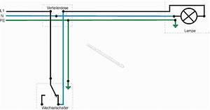 Lichtschalter Mit Kontrollleuchte Schaltplan : ausschaltung schaltplan ~ Buech-reservation.com Haus und Dekorationen