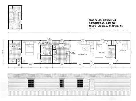 pin  mobile home plans