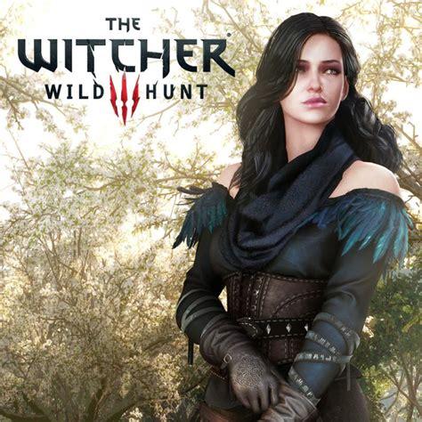 witcher  wild hunt alternative   yennefer