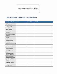 executive assistant quotimportant contactsquot onboarding template With executive onboarding template