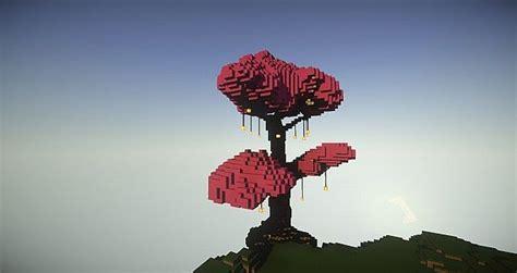 Overgrown Cherry Blossom Minecraft Project