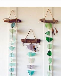 Incredible, Sea, Glass, Crafts, For, The, Coastal, Home