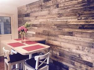 Mur Interieur En Bois De Coffrage : lilou in the wood coffrage mur bois ~ Premium-room.com Idées de Décoration