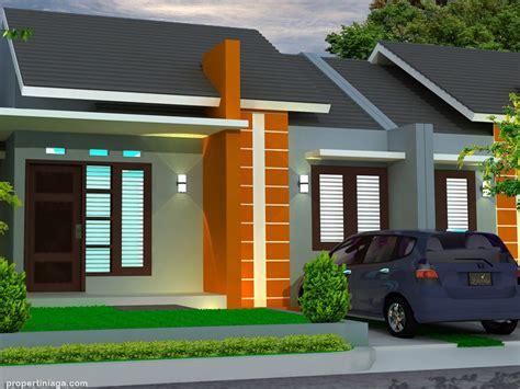 contoh model gambar desain rumah minimalis sederhana