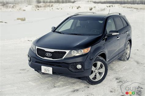 2012 Kia Sorento Review by 2012 Kia Sorento Ex V6 Luxury Car Reviews Auto123