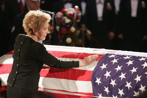 reagan nancy ronald dead trump donald story chicago