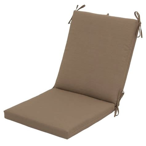 Target Outdoor Seat Cushions by Outdoor Chair Cushion Solid Color Threshold Target