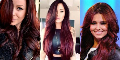 Complete Palette Of Red Hair Colors Universe
