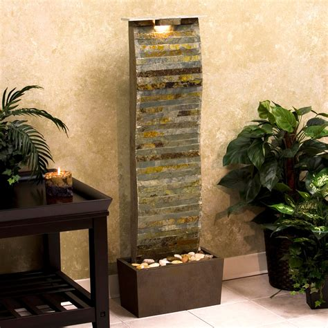 water fountains for inside home design decoration
