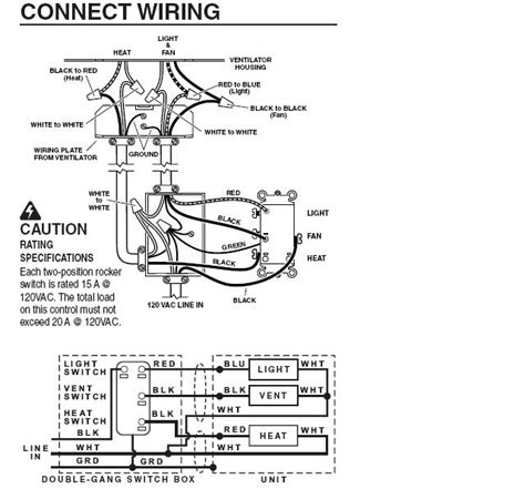 bathroom extractor fan with light bathroom light exhaust fan heater wiring electrical