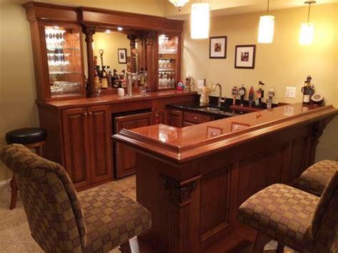 Buy Basement Bar Furniture by Chicago Classic Bar Basement In 2019 Home Bar