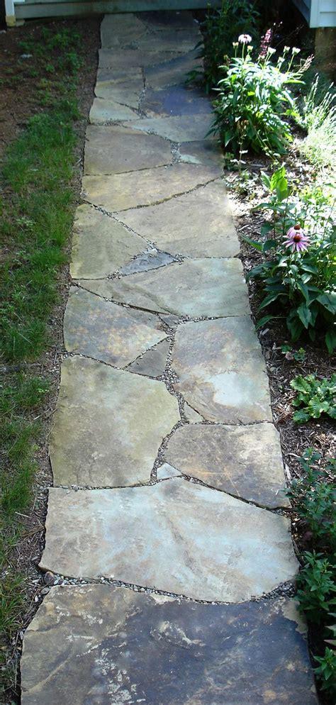 flagstone paver walkway 20 best ideas about flagstone walkway on pinterest