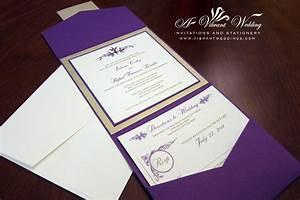 purple wedding invitations wedding invitations ideas With wedding invitations with a picture